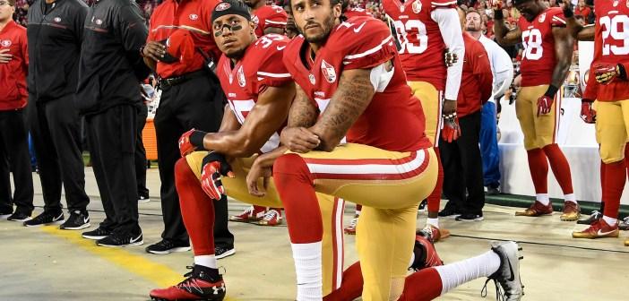 NFL kneeling during national anthem