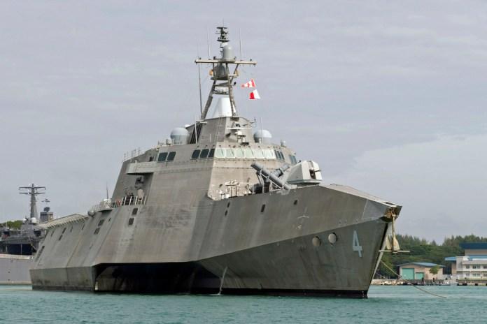 LCS ship