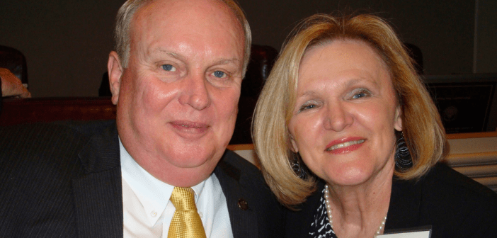 Jim and Susan Patterson