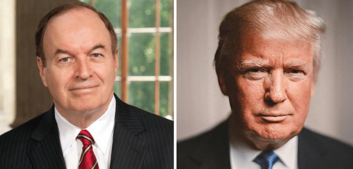Richard Shelby_Donald Trump