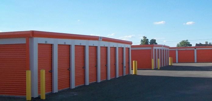 Uhaul storage