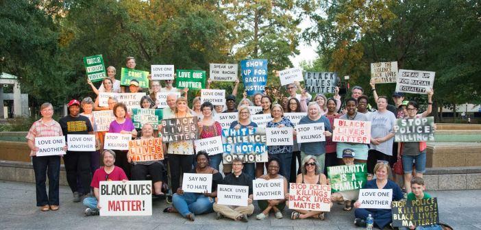White Birminghamians for Black Lives