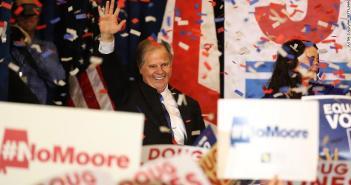 Doug Jones victory