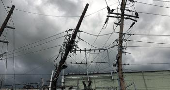 Puerto Rico power line