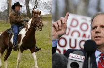 Roy Moore-Doug Jones cast ballots