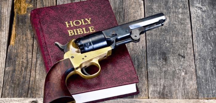 Church gun_Stand Your Ground