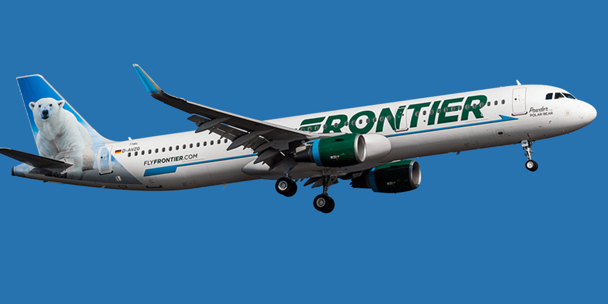 Frontier Airlines adds new destinations from Trenton airport