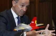 Italian ambassador Armando Varricchio