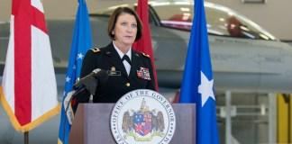 Maj. Gen. Sheryl Gordon
