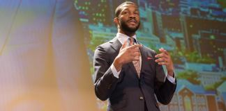 Randall Woodfin 100 days