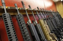 AR-15's