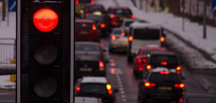 red light_traffic stop