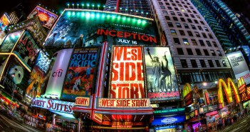 Times Square_Broadway