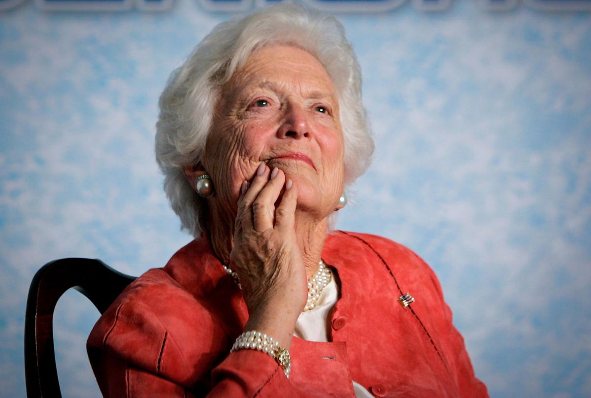 Reynolds Orders Flags To Half Staff To Honor Barbara Bush
