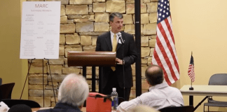 Steve Marshall Mid Alabama Republican Club