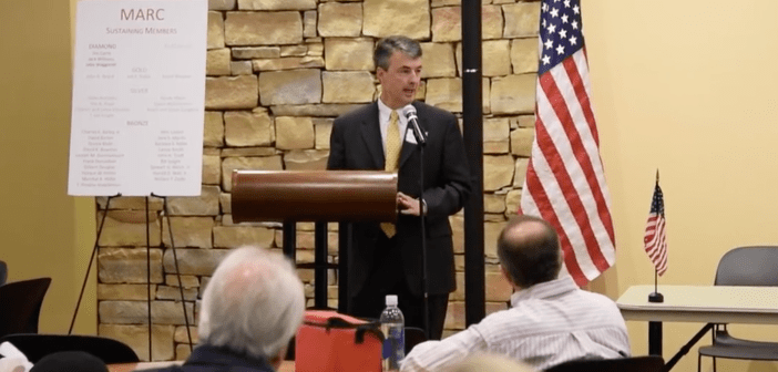 Steve Marshall Mid Alabama Republican Club