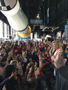 U.S. Space and Deborah Barnhart