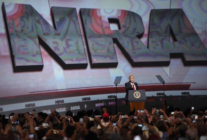 Donald Trump NRA