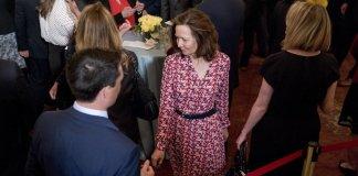 CIA Director-nominee Gina Haspel