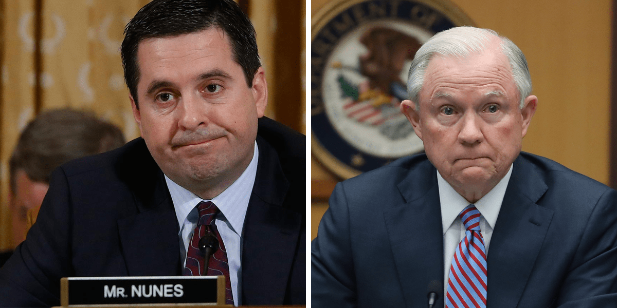 Nunes Warns Congress Will Hold Sessions in Contempt