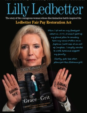Lilly Ledbetter Book