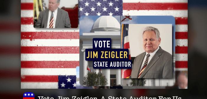 Jim Zeigler ad screenshot