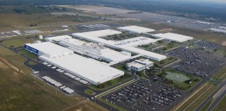 Hyundai Plant