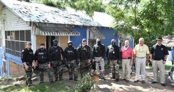 "David O'Mary, Jasper Mayor announces officer suspensions for ""white power"" photo"