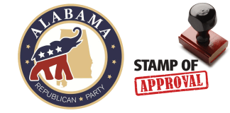 ALGOP stamp of approval