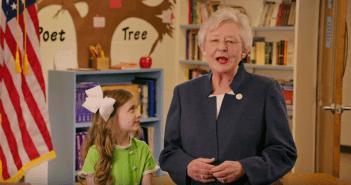Kay Ivey education ad