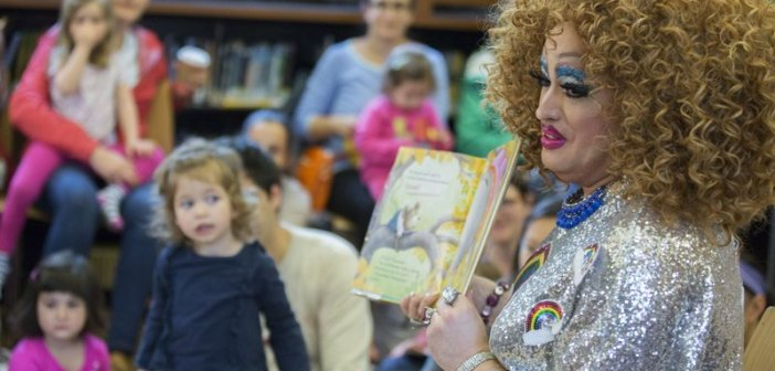 drag queen reading