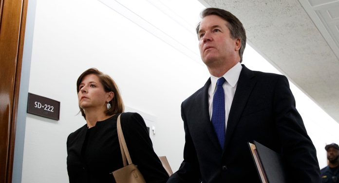 Brett Kavanaugh, Ashley Estes Kavanaugh