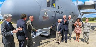 Troy University C-130