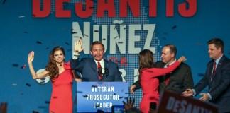Ron DeSantis, Jeanette Nuñez
