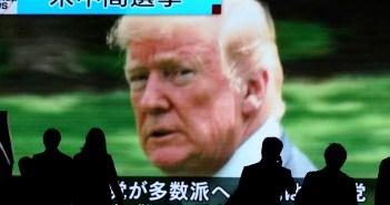 Japan US Election 2018 Reax