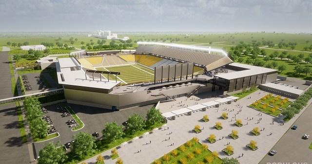 BJCC new stadium
