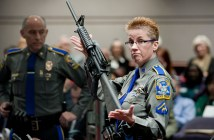 Newtown Shooting Gun Maker