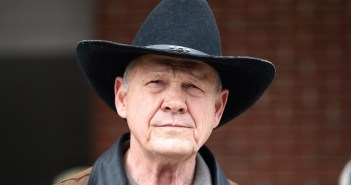 Roy Moore weighs AL Senate re-run despite GOP opposition