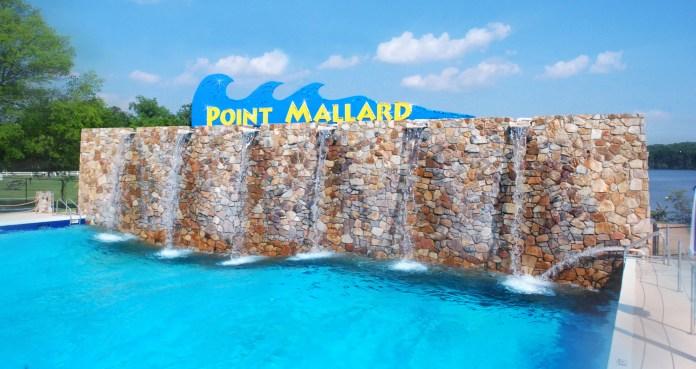 point mallard water park