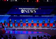 2020 Democratic Debate