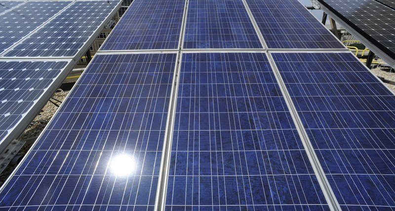 what is solar power used for