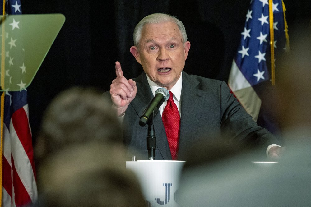 Trump Insults Sessions After Runoff Election News