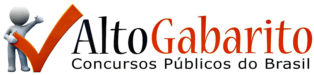 Alto Gabarito - Video Aulas para Concursos Públicos do Brasil em Pendrive