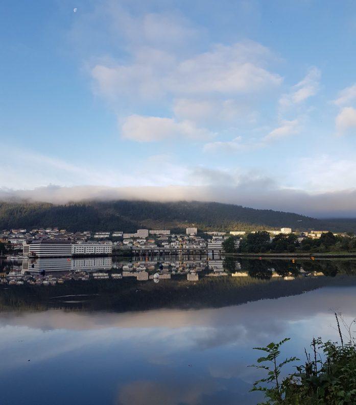 Store Lungegårdsvann Bergen