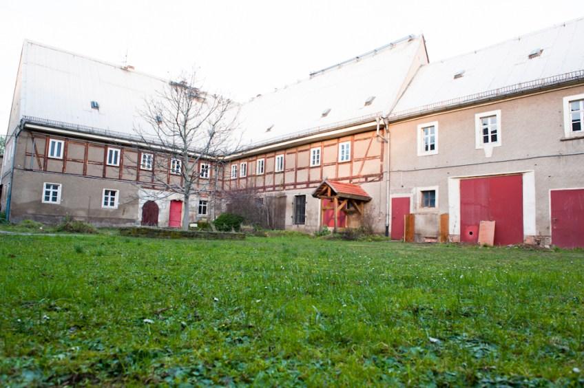 Ansicht Herrenhaus