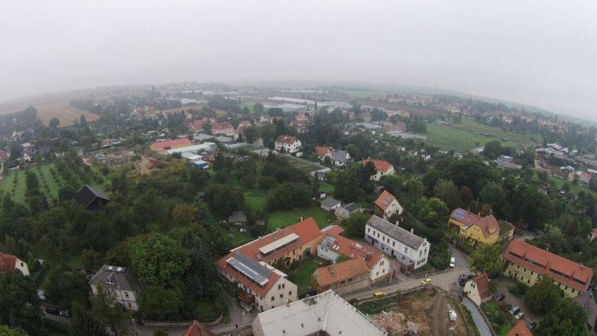 Luftbild SO September 2014