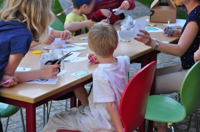 Kinderbeschäftigung
