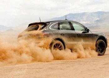 Den nye Porsche Macan er en af de biler, som det nye Latitude Sport 3 er blåstemplet til originalmontering på. I en situation som her vist vil Latitude Cross være et bedre alternativ.