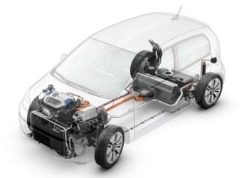 Med hybrid-motor kan VW up klare op til 91 km/l
