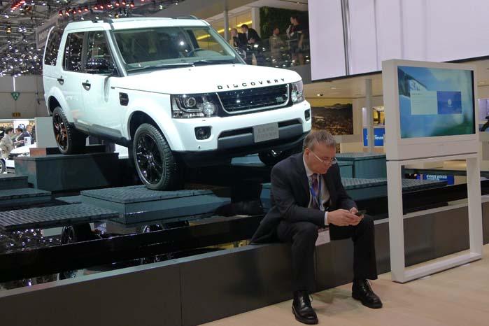 Land Rover markerer 25-året for Discovery med den jubilerende XXV-udstyrs model, som forventes lanceret i Danmark til godt 1,4 mio. kr. i juni.